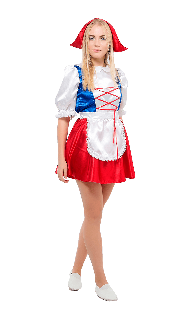 Аниматор Красная Шапочка